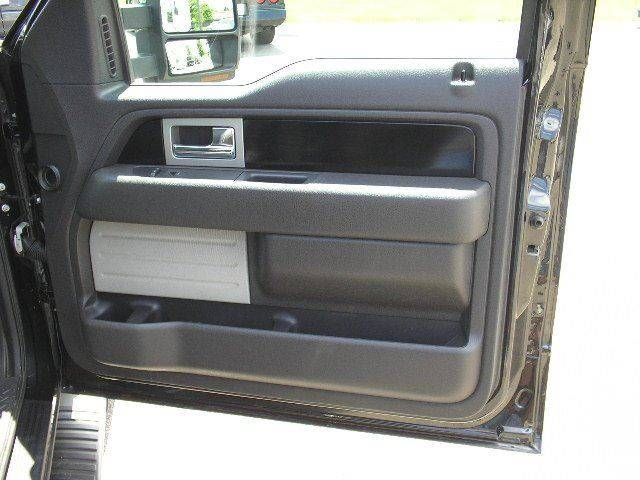 2012 Ford F-150 4x4 FX4 4dr SuperCrew Styleside 6.5 ft. SB - Oshkosh WI