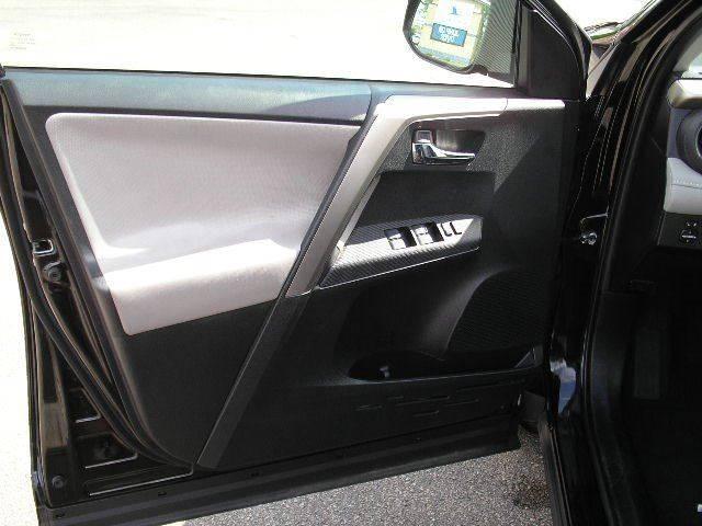 2014 Toyota RAV4 AWD XLE 4dr SUV - Oshkosh WI
