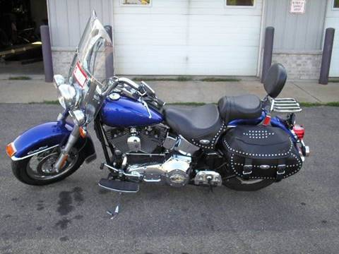 Harley-Davidson Heritage Softail For Sale in Youngstown, OH ...