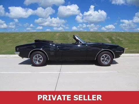 1968 Pontiac Firebird for sale in Beverly Hills, CA