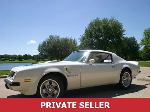 1974 Pontiac Trans Am for sale in Beverly Hills, CA