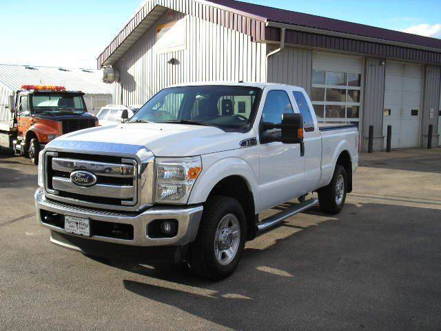 2011 Ford F-250 Super Duty 4x4 XLT 4dr SuperCab 6.8 ft. SB Pickup - Oshkosh WI