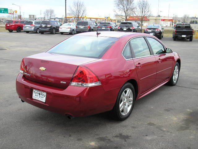 2014 Chevrolet Impala Limited LT Fleet 4dr Sedan - Oshkosh WI