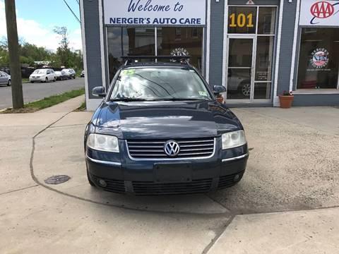 2005 Volkswagen Passat for sale at Nerger's Auto Express in Bound Brook NJ