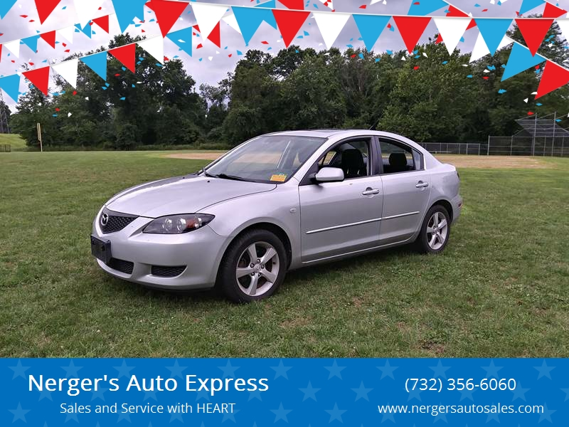 Awesome 2006 Mazda MAZDA3 For Sale At Nergeru0027s Auto Express In Bound Brook NJ