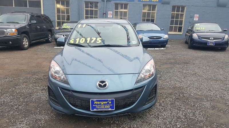 2011 Mazda MAZDA3 for sale at Nerger's Auto Express in Bound Brook NJ