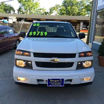 2008 Chevrolet Colorado for sale at Nerger's Auto Express in Bound Brook NJ