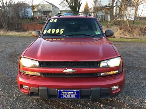 2004 Chevrolet TrailBlazer EXT for sale at Nerger's Auto Express in Bound Brook NJ