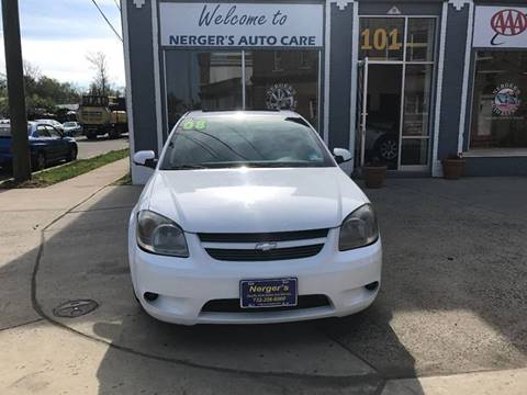 2008 Chevrolet Cobalt for sale at Nerger's Auto Express in Bound Brook NJ