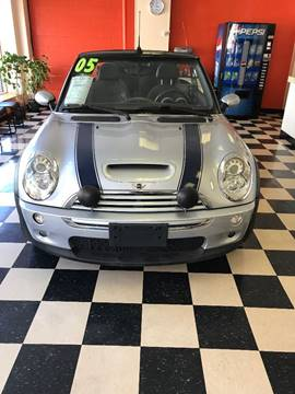 2005 MINI Cooper for sale at Nerger's Auto Express in Bound Brook NJ