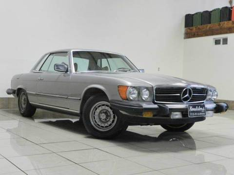 1978 Mercedes Benz 450 Class For Sale In Houston, TX