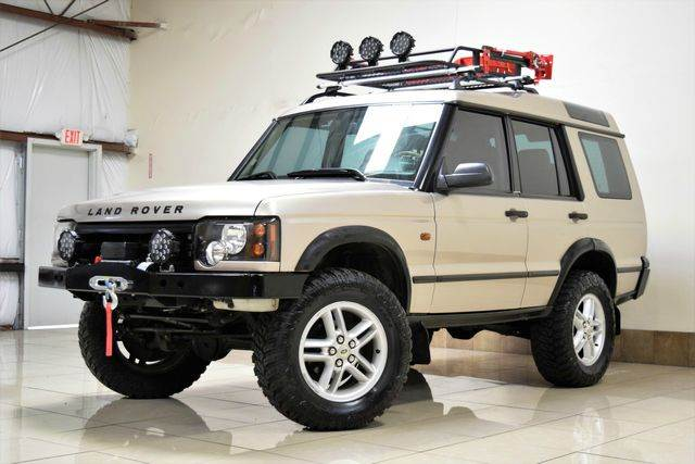 2003 Land Rover Discovery SE 4WD 4dr SUV In Houston TX - ROADSTERS