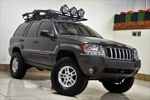 2004 Jeep Grand Cherokee For Sale In Houston, TX
