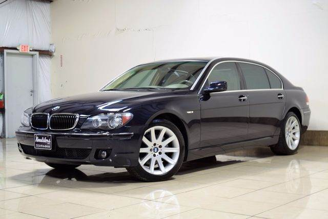 2006 Bmw 7 Series 750Li 4dr Sedan In Houston TX - ROADSTERS AUTO