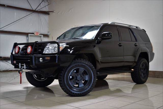 2003 Toyota 4Runner Limited 4WD 4dr SUV   Houston TX