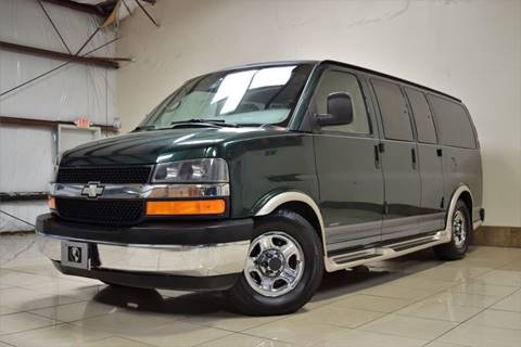2004 Chevrolet Express Cargo for sale in Houston, TX