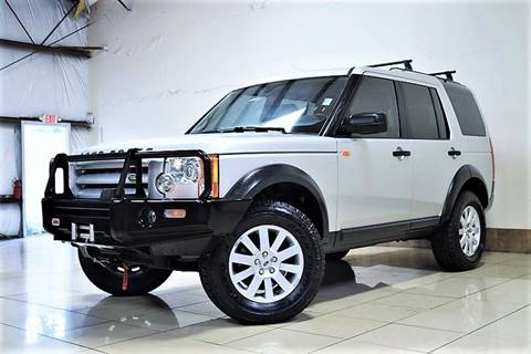 2006 Land Rover LR3 for sale in Houston, TX