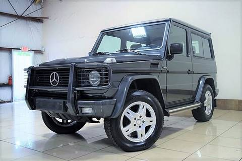 1992 Mercedes-Benz G-Class for sale in Houston, TX