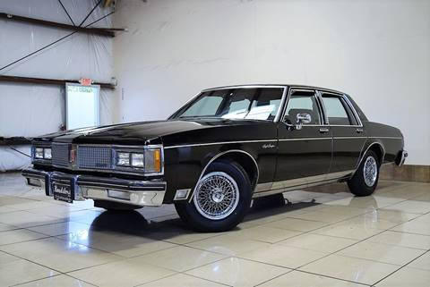 1984 Oldsmobile Delta Eighty-Eight Royale for sale in Houston, TX
