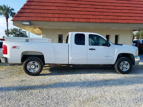 2010 Chevrolet Silverado 2500HD for sale in Deland, FL