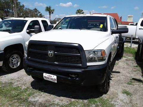 2012 RAM Ram Chassis 3500 for sale in Deland, FL