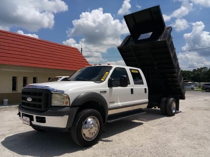 Florida Truck Sales >> 2005 Ford F 450 Super Duty Xl Super Duty In Deland Fl