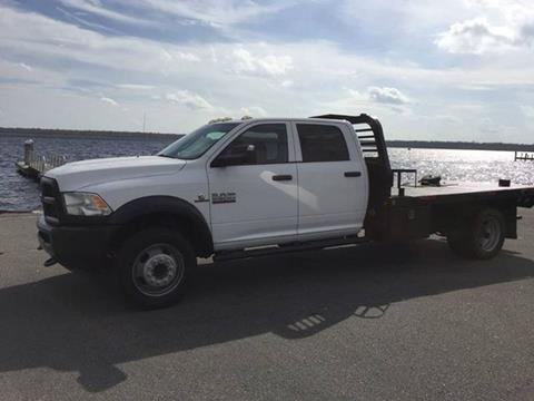 2013 RAM Ram Chassis 5500 for sale in Deland, FL