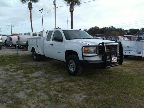 2009 GMC Sierra 2500HD for sale in Deland, FL