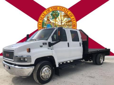 2005 GMC C5500 for sale in Deland, FL