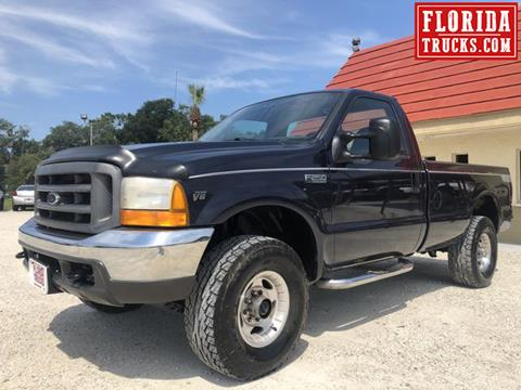 2000 Ford F-250 Super Duty for sale in Deland, FL