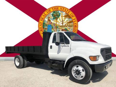2001 Ford F-650 Super Duty for sale in Deland, FL