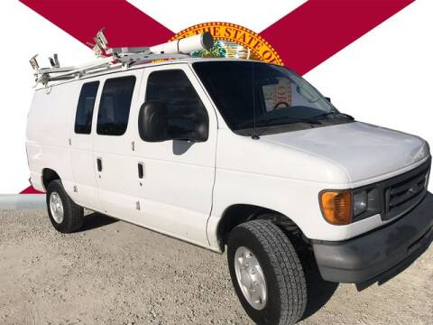 2007 Ford E-Series Cargo for sale in Deland, FL