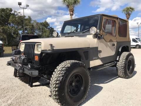 1994 Jeep Wrangler for sale in Deland, FL