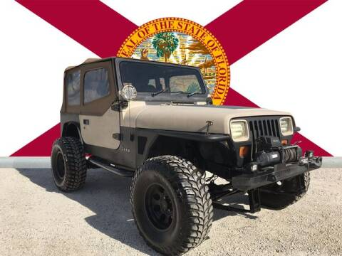 1994 Jeep Wrangler for sale in Deland, FL