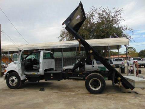 2005 Ford F-750 for sale in Deland, FL