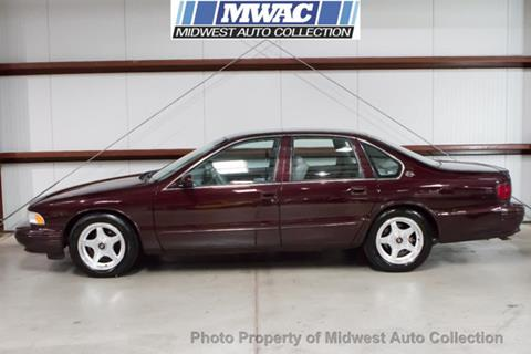 1995 Chevrolet Impala for sale in St Charles, IL