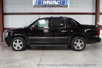 2011 Chevrolet Avalanche for sale in St Charles, IL