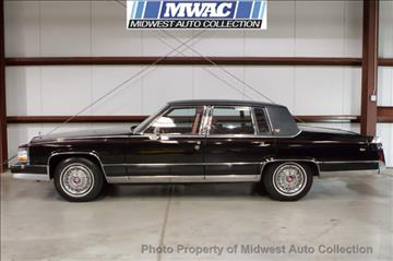1990 Cadillac Brougham for sale in St Charles, IL