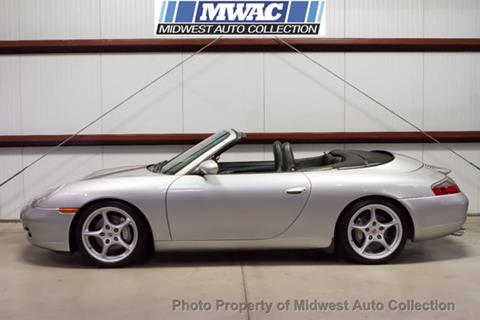 2001 Porsche 911 for sale in St Charles, IL