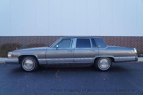 1992 Cadillac Brougham For Sale in London, KY - Carsforsale.com