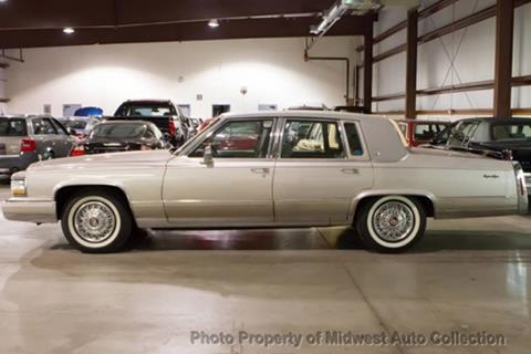1992 Cadillac Brougham for sale in St Charles, IL
