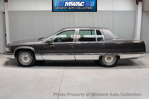 1995 Cadillac Fleetwood >> 1995 Cadillac Fleetwood For Sale In St Charles Il