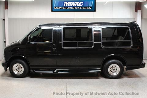 2002 Chevrolet Express Cargo for sale in St Charles, IL
