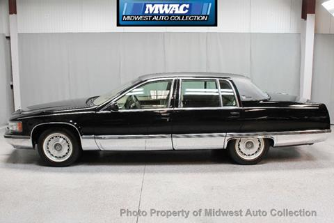 1996 Cadillac Fleetwood for sale in St Charles, IL