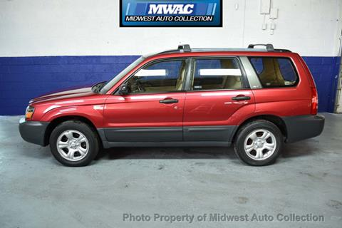 2003 Subaru Forester for sale in St Charles, IL
