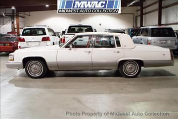 1991 Cadillac Brougham for sale in St Charles, IL