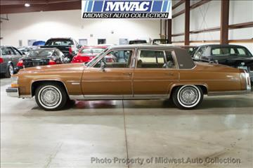 1983 Cadillac Fleetwood Brougham for sale in St Charles, IL