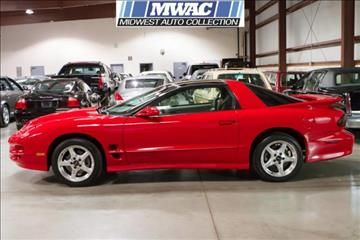 2000 Pontiac Firebird for sale in St Charles, IL