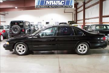 1996 Chevrolet Impala for sale in St Charles, IL