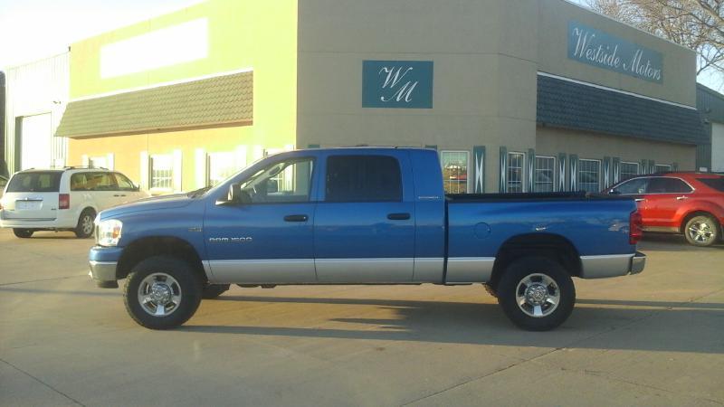 2007 Dodge Ram Pickup 1500 MEGA CAB In Orange City IA - Westside Motors